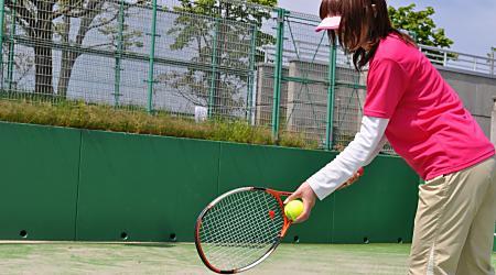 フェリエインドアテニス