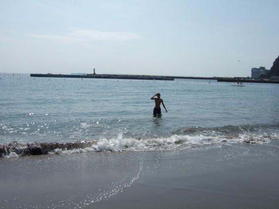 葛西臨海公園・海水浴