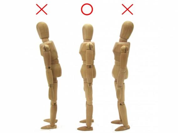 女性に多くみられる「反り腰」による腰痛