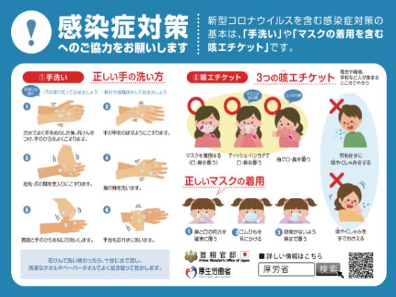当院における新型コロナ感染症対策と運営方針
